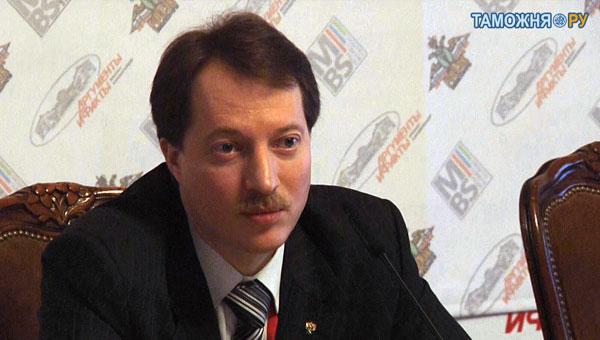 Владимир Ивин назначен заместителем руководителя ФТС